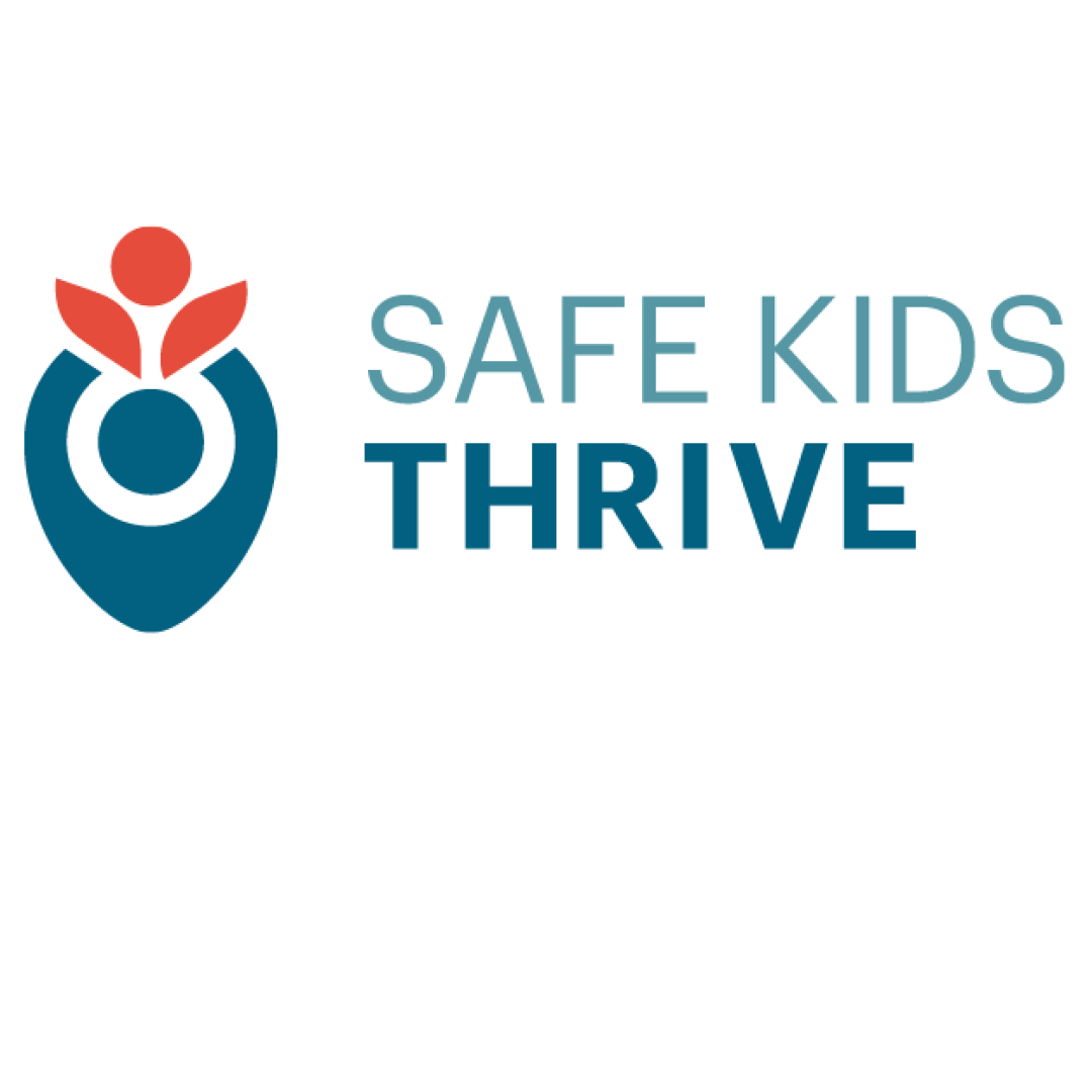 Safe Kids Thrive Logo For News Teaser